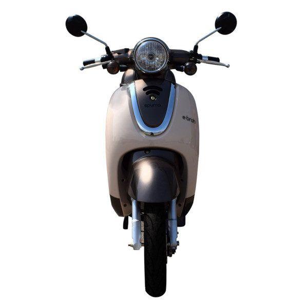 Scooter Eléctrico Ebroh Spuma 1500w Blanco
