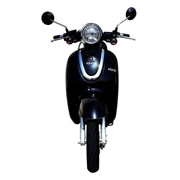 Scooter Eléctrico Ebroh Spuma 1500w Negro