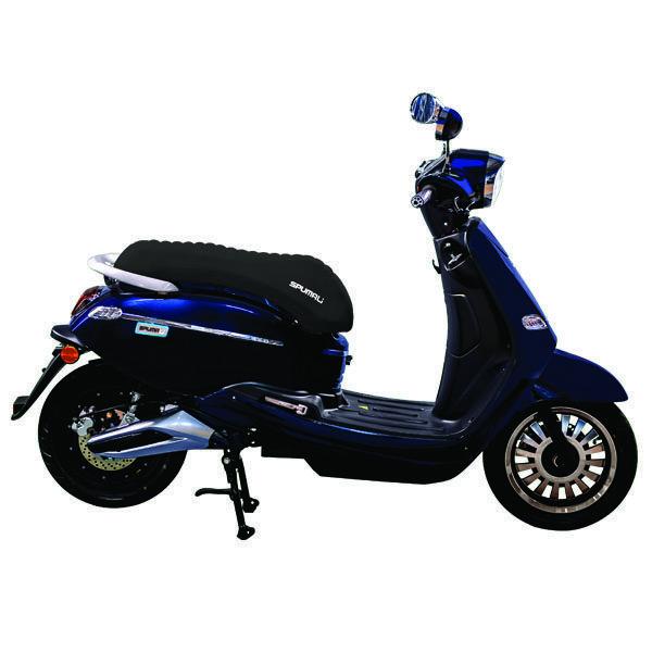 Scooter Eléctrico Ebroh Spuma Li 3000w Azul