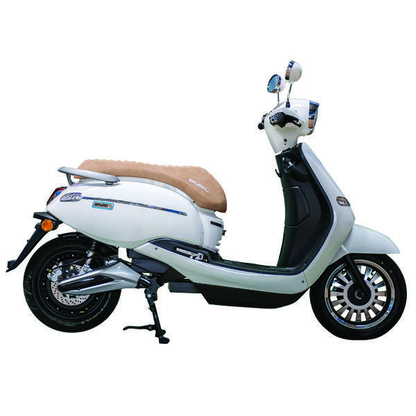 Scooter Eléctrico Ebroh Spuma Li 3000w Blanco