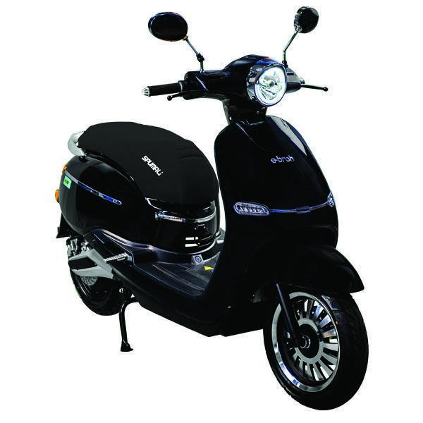 Scooter Eléctrico Ebroh Spuma Li 3000w Negro