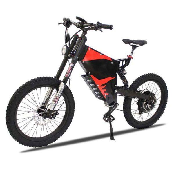 motocicleta eléctrica de montaña 72 V 3000 W/5000 W