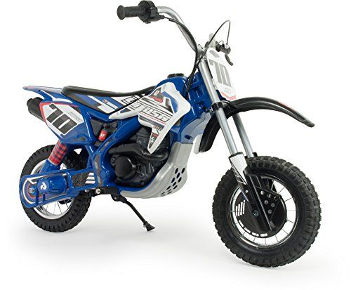 INJUSA Moto Blue Fighter X-Treme de 24V