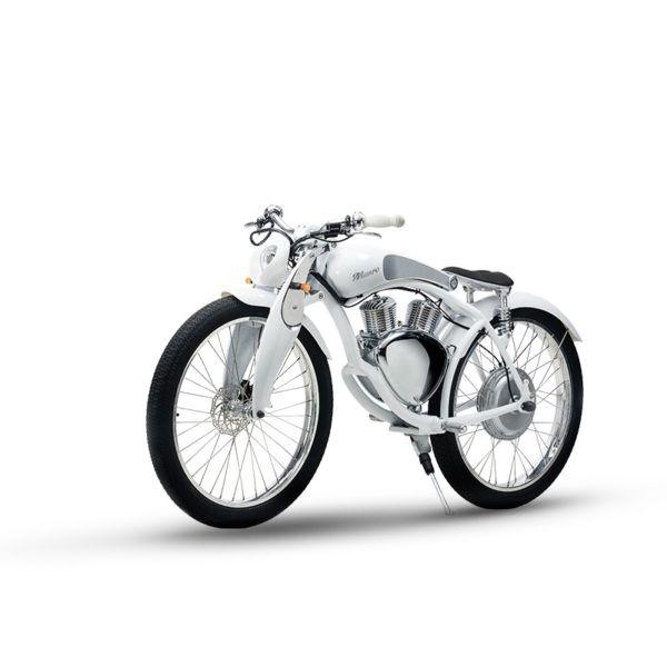 Munro2.0 motocicleta eléctrica de lujo 26 pulgadas bicicleta eléctrica 48V