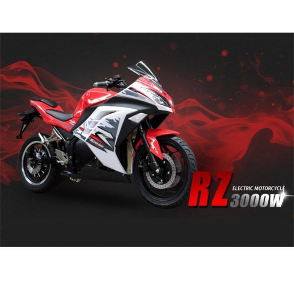 RZ Electric Motorcycle 3000W