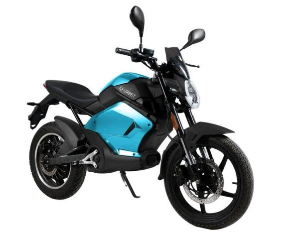 Urbet Gadiro E-125 azul
