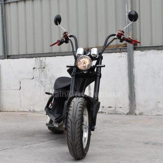 2 De 18 pulgadas rueda neumático gordo elektro scooter citycoco e-scooter