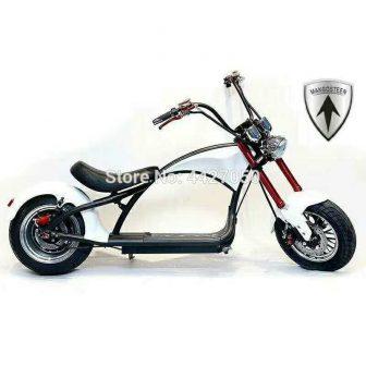 2019 envío gratis elegante alta calidad doble Harley coche eléctrico Scooter CE...