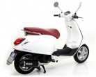 Pot Arrow Slip-On Maxi Race Tech aluminio Dark homologue Vespa