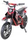 Gepard – Motocicleta mini de Enduro y motocross rojo