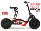 Scooter eléctrico Velocifero Mad (1600 W, 48 V)
