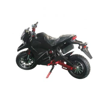 72 v fricción eléctrica adulto de alta potencia motocicleta eléctrica electro motocycle