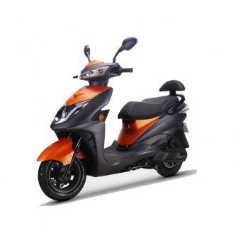 800 W 60 V motocicletas eléctricas Scooter manera Simple operación segura Tailling...