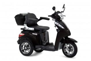 AGM, senior móvil, triciclo eléctrico Roller, ruedas eléctrica, econelo