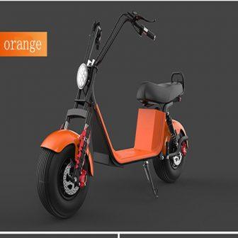 Adulto eléctrico de la motocicleta Citycoco Scooter bicicleta eléctrica 60V20A 1500 W...