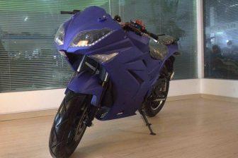 Adultos 72 v motocicleta eléctrica horizon motocicleta grande