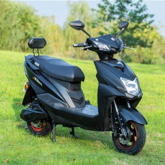 Adultos motocicleta eléctrica scooter Eléctrico motocicleta eléctrica 1200 W motores suministro directo...