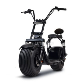 Amplia rueda grande Mini bicicleta eléctrica motocicleta Scooter Ebike fuera de carretera...