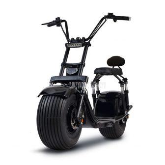Ancho grande ruedas Mini bicicleta eléctrica eléctrico de la motocicleta Scooter Ebike...