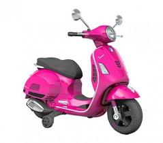 B70592 Moto eléctrica PIAGGIO para niños VESPA 12V