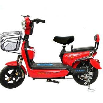 Batería de bicicleta eléctrica para adultos de 14 pulgadas, voltaje de 48...
