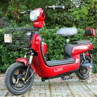 Batería de la motocicleta de la 48V12A incorporado anti-robo de bloqueo del...