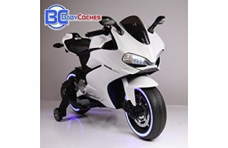BC BABY COCHES BC Babycoches-Moto electrica 12 V