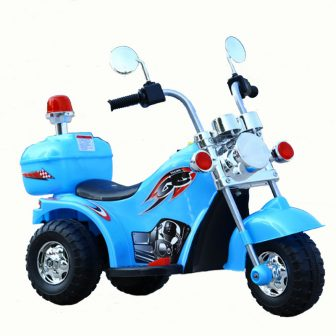 Bebé motocicleta niños eléctrico niño niña de 3-6 grandes triciclo motocicleta regalo...