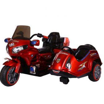 Bicicleta eléctrica para niños, triciclo, juguete recargable, Scooter Eléctrico, motocicleta, paseo en...