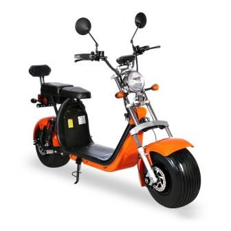 Certificación de CEE de 1500 W de potencia Harley Scooter puede desmontaje...