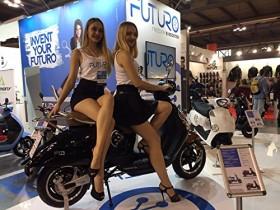 Cicli Ferrareis Scooter Elettrico FT01 ESCOTER EBIKE