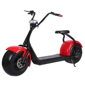 Citycoco Scooter Eléctrico de la bicicleta eléctrica de la batería de litio...
