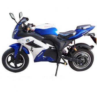Club racing motocicleta eléctrica coche deportivo adulto grande