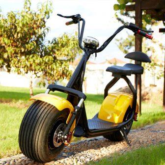 Comercio aseguramiento seev citycoco Harley estilo 60 V motocicleta Scooter Eléctrico para...