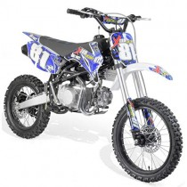 Dirt Bike 140 cc 4T 17/14 Horquilla invertida