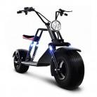 DOS Moto Electrica Scooter Ciclomotor Electrico de 1500w bateria 60v 20Ah