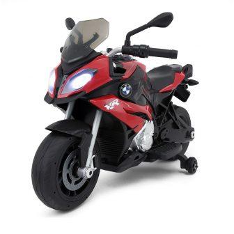 Dos Ruedas simuladas modelo S1000R motocicleta niños niño deportes al aire libre...