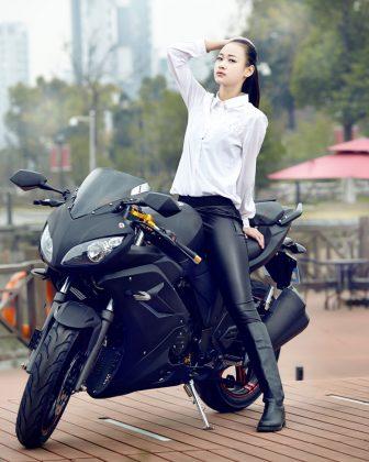 DPX-2-HS--17-17--72V20AH-3000W de la protección eléctrica de la motocicleta