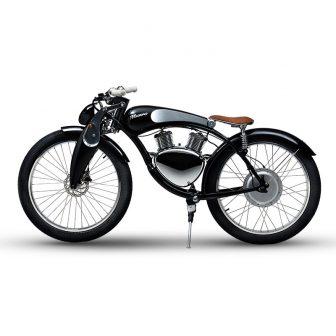 E-BIKE Munro 2,0 moto eléctrica 48 V Litio lujo elegante motocicleta eléctrica...