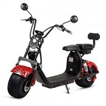 Ecoxtrem Moto electrica Scooter 1200w bateria 12Ah 60v