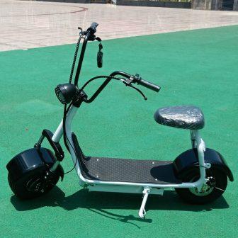 Eléctrico de la motocicleta bicicleta Citycoco scooter Eléctrico mini e motor de...