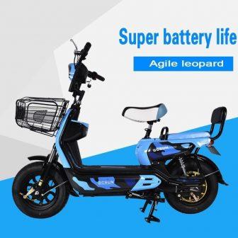 Energía Eléctrica bicicleta Mini de energía eléctrica de 48 v una batería...