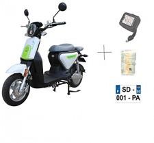 EUROCKA CKA Express – Scooter eléctrico deux place