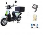 EUROCKA CKA Express – Scooter eléctrico