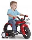 FEBER – Spacebike 6 V Moto eléctrica infantil con Luces y Sonidos