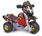 FEBER – Trimoto Red Racer 6 V Triciclo (Famosa 800008540)