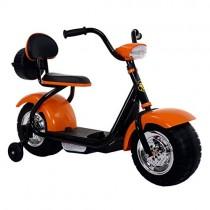 Gao Coche eléctrico para niños Harley Triciclo eléctrico de Motocicleta