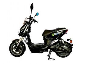 Ginkgo R1 Motor eléctrico Roller, Night de Black