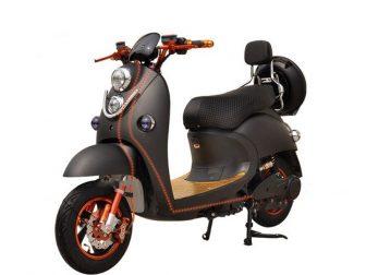 Hombres y Mujeres motocicleta eléctrica 60V72V batería adultos motocicleta del pedal del...