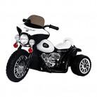 Homcom Moto Electrica Tipo Coche o Triciclo para Niños de +3 años negro